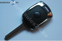 Ssangyong 2 carcasă cheie cu butoane #2