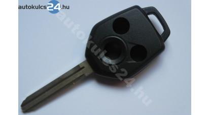 Subaru 3 carcasă cheie cu butoane TOY43