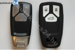 Audi 3 toc din silicion cu butoane #3