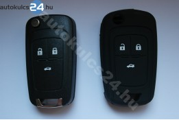 Opel 3 toc din silicion cu butoane #4