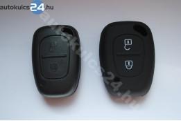 Renault 2 toc din silicion cu butoane