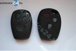Renault/Dacia/Opel 3 toc din silicion cu butoane