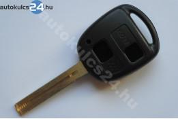 Lexus 2 carcasă cheie cu butoane TOY40 lung