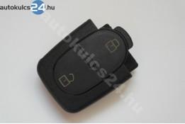 Audi 2 carcasă cheie cu butoane partea inferioară ovală