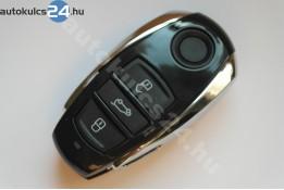 Volkswagen 3 carcasă cheie cu butoane