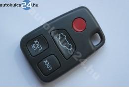 Volvo 4 cheie de siguranțăcarcasă telecomandă cu butoane